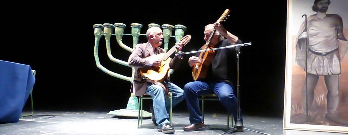 """Conferencia concierto """"Benjamín de Tudela, un itinerario en el tiempo"""""""