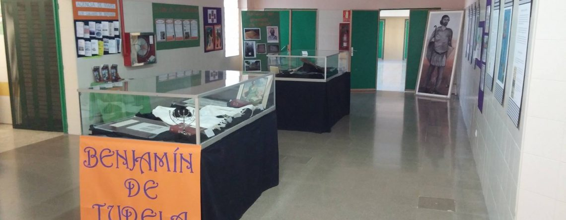 """Exposición """"Benjamín y los viajes"""""""
