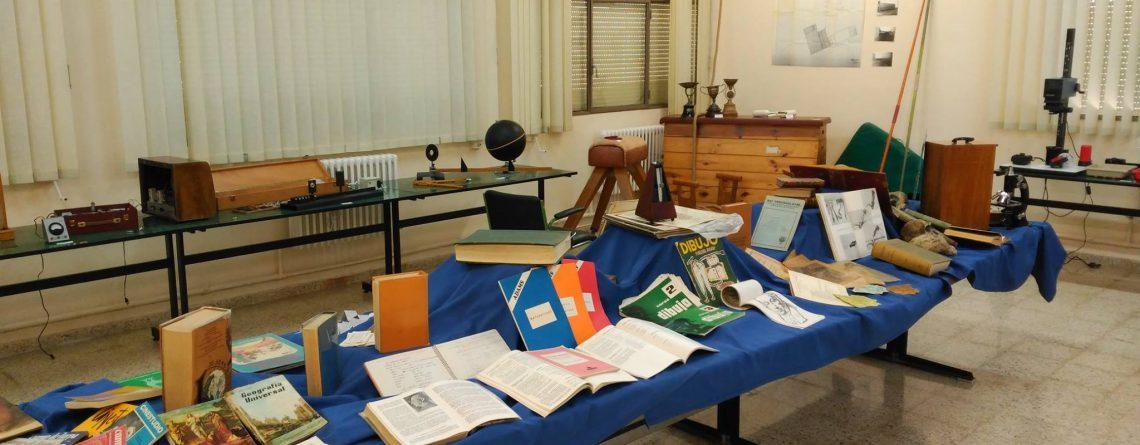 Exposición Historia de la Educación