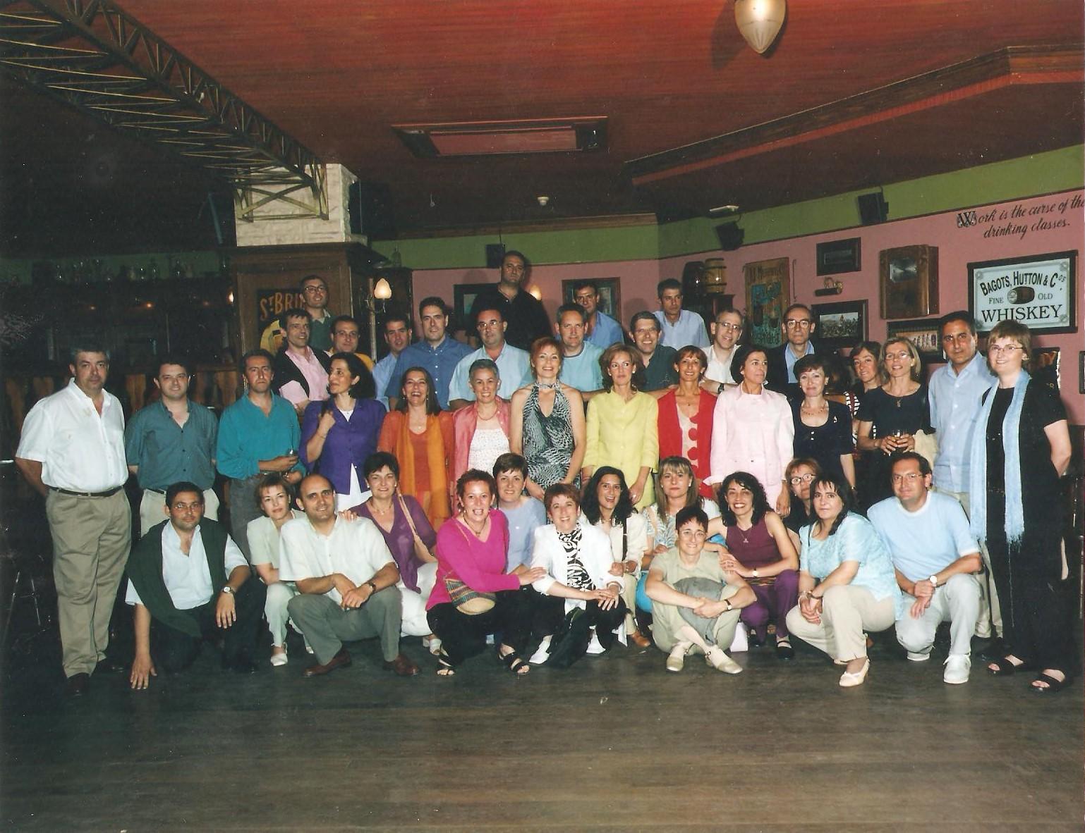 Cena año 2000