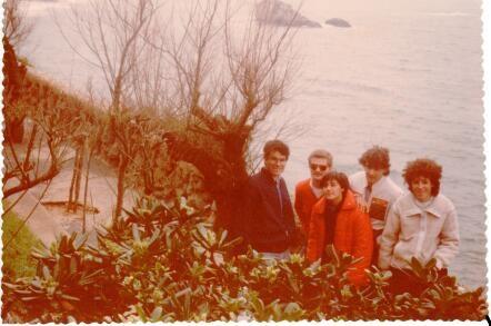 Viaje Estudios Nocturno Biarritz 1983